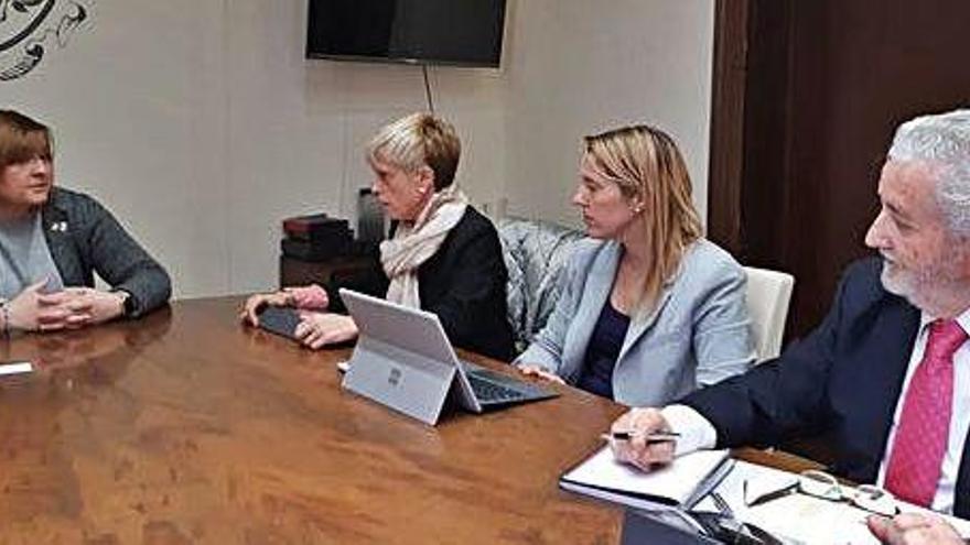 Figueres vol recuperar l'oferta de trens d'abans de l'Euromed