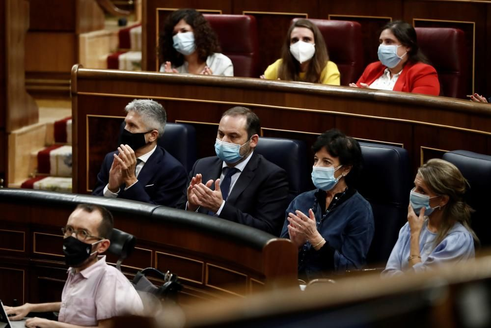 Moción de censura de Vox contra Pedro Sánchez