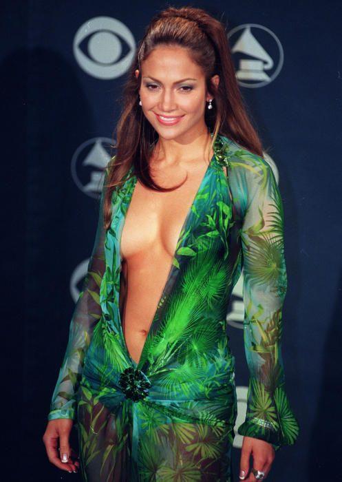 Jennifer López en el año 2000