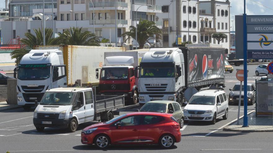 Dos nuevos accesos a la ciudad desde el Puerto para calmar Belén María