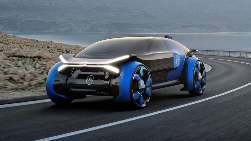 Todos los concept-cars de la historia de Citroën