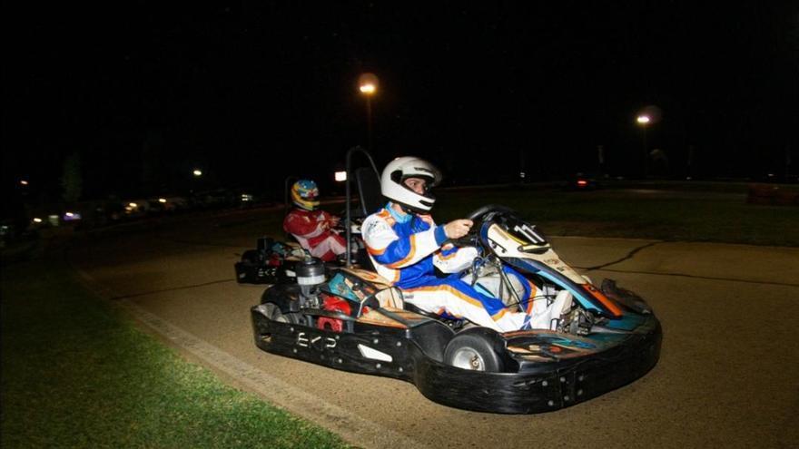 Final sorpresa en la primera carrera de las Karting Series