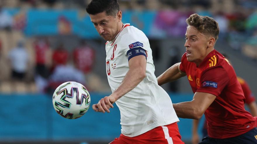 Directo | España 1-1 Polonia: La Roja se lanza a por el gol