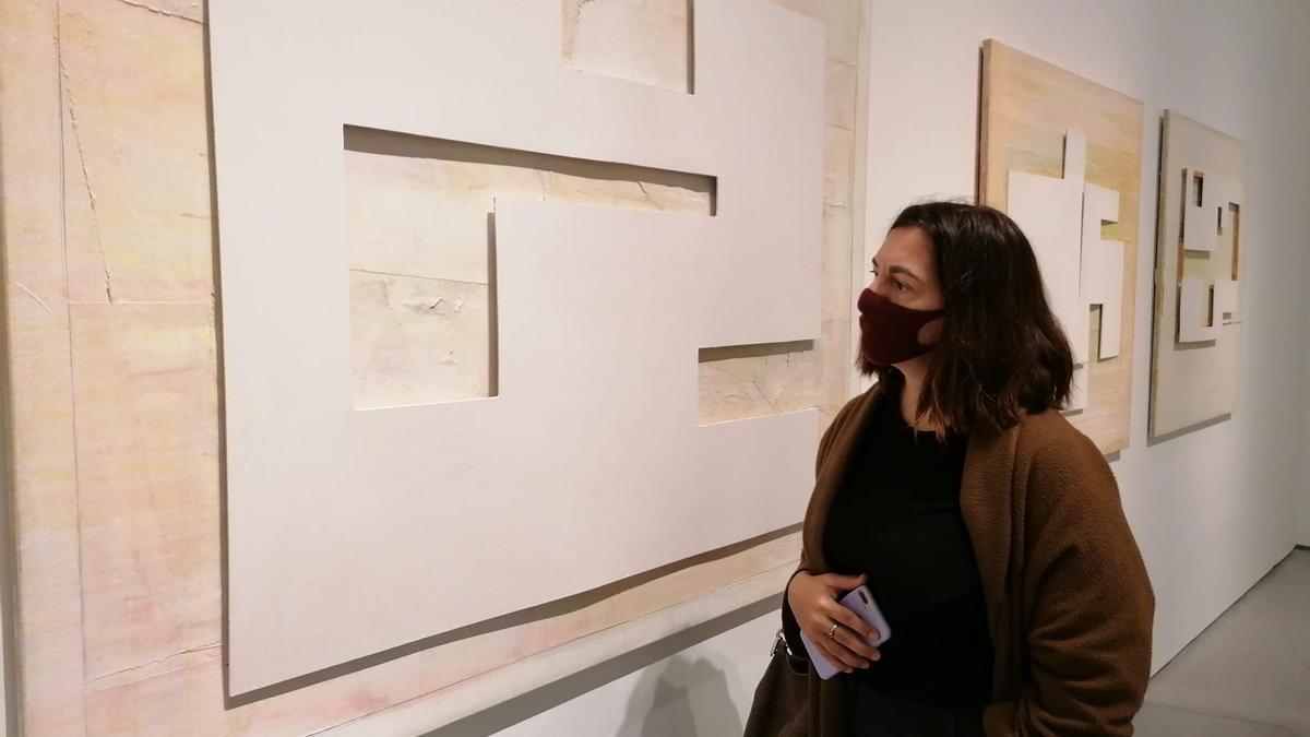 Imagen de una exposición de Rafael Tur Costa.
