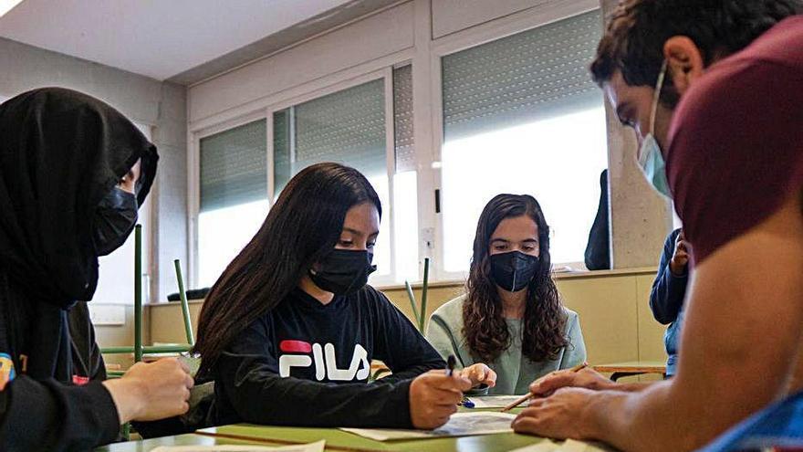 L'institut Santa Eugènia ha començat dos projectes socials