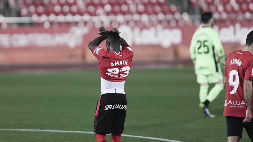 Amath se perderá el partido frente al Castellón