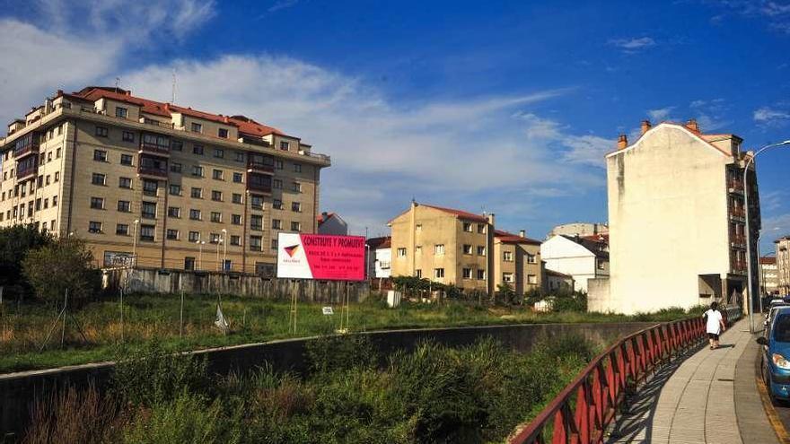 La edificación de vivienda colectiva nueva se reactiva en Vilagarcía con 2 proyectos