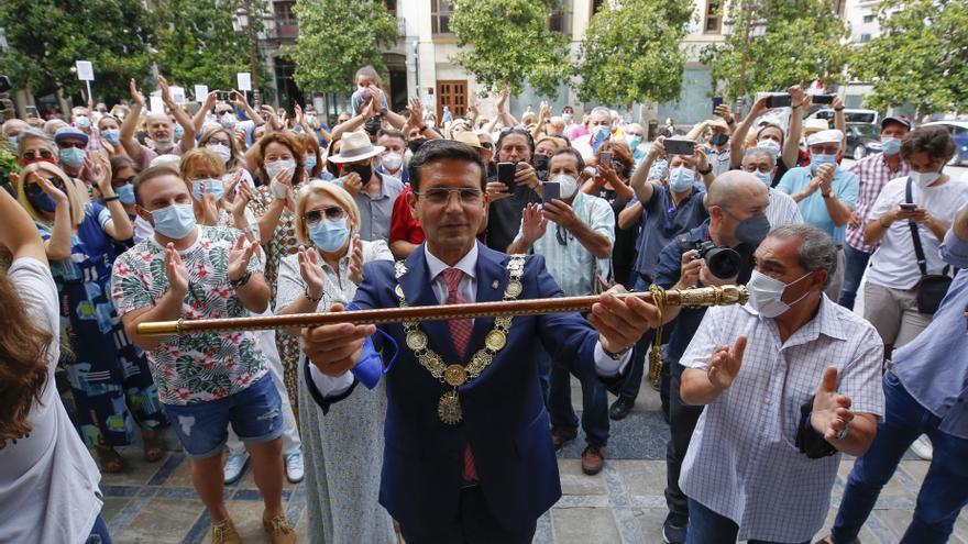 Francisco Cuenca se hace con la alcaldía de Granada
