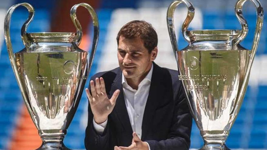 Así se despidieron otros mitos del Real Madrid
