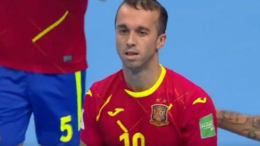 España cae en la prórroga del Mundial ante Portugal (2-4)