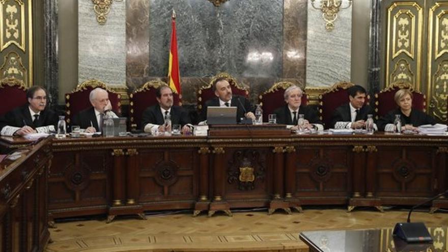 El Suprem s'oposa a la concessió dels indults als presos independentistes