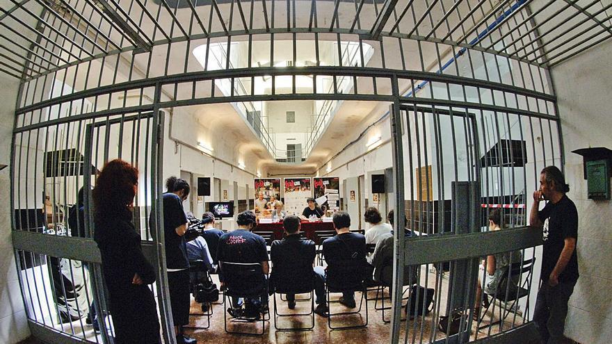 La propuesta de polo audiovisual de la cárcel prevé captar financiación pública y privada