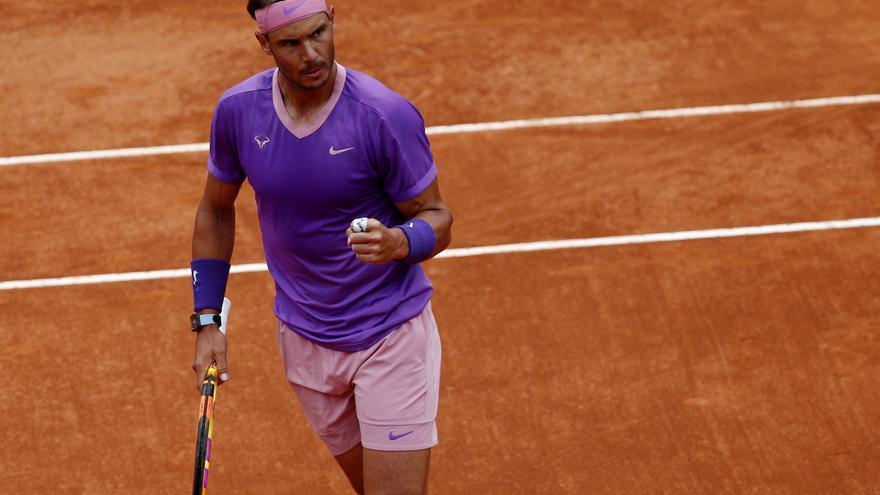 Nadal supera a Djokovic y conquista su décimo título en Roma