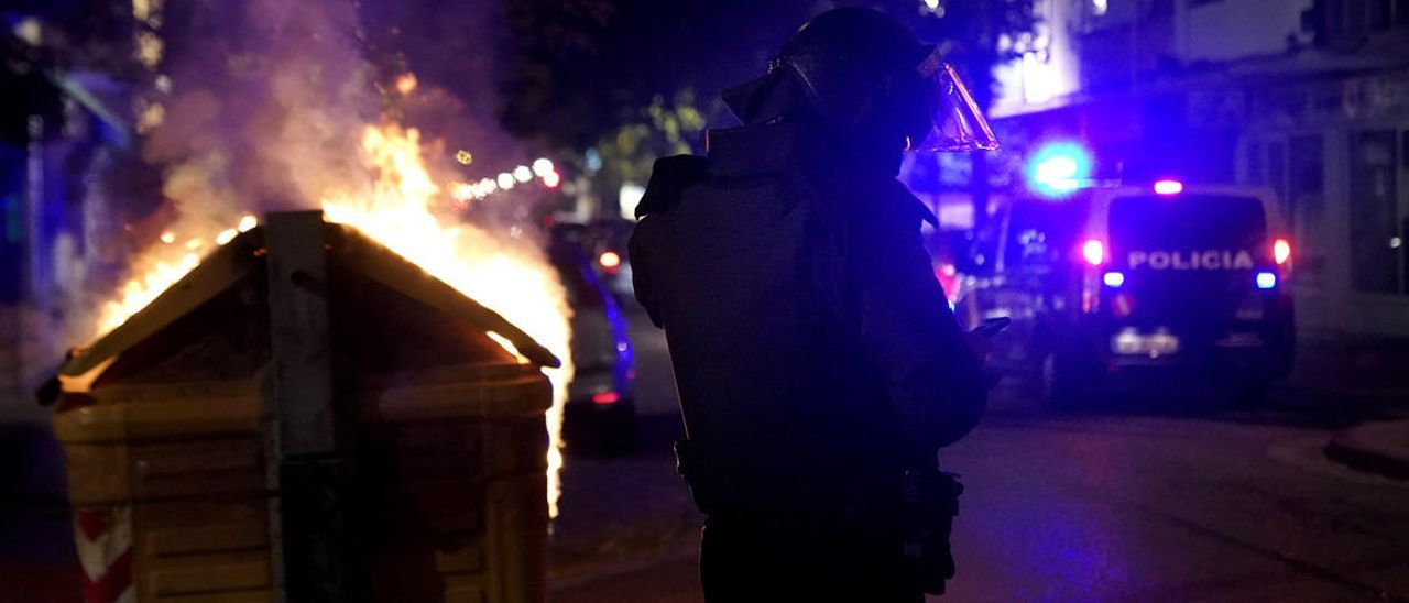 Ruta por la España perimetrada (3): Fuego en el cuerpo y el alma de todos.