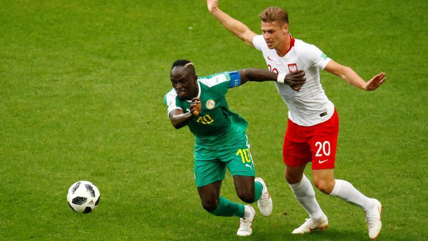 La potència de Senegal descol·loca una Polònia gris