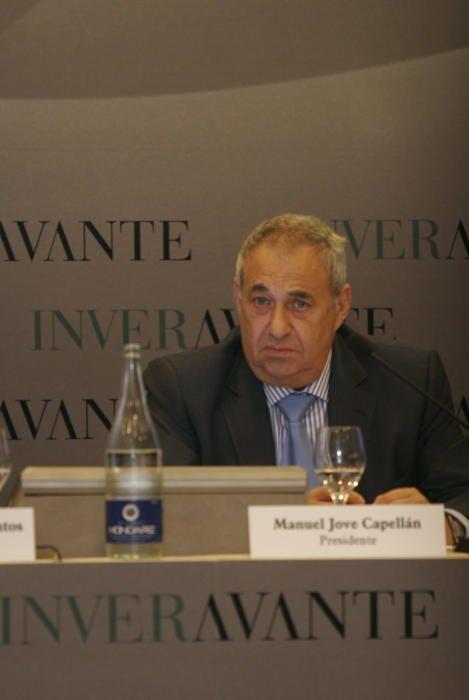 Manuel Jove.