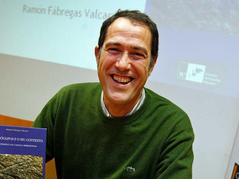 Ramón Fábregas - Codirector del yacimiento de Cova Eirós