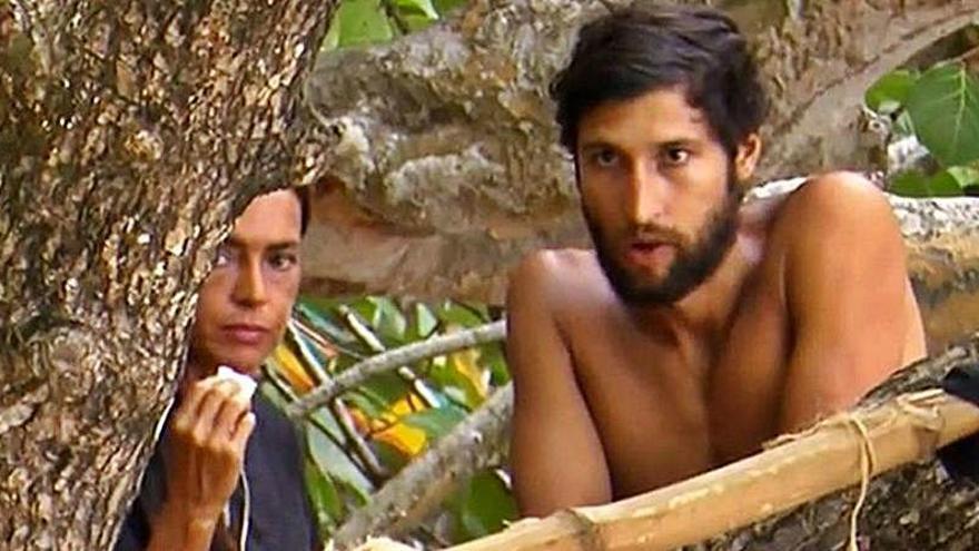 La 'pillada' a Olga Moreno en 'Supervivientes' cuando pensaba que no le grababan