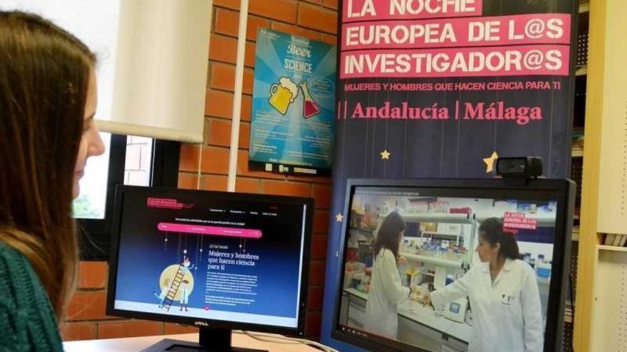 La Noche Europea de los Investigadores vuelve a Málaga después de verano