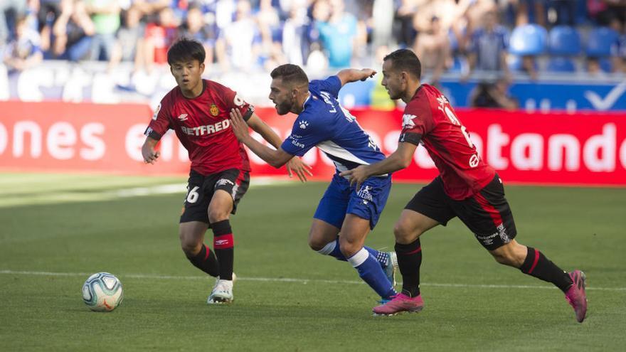 Real Mallorca ist zu naiv für die Primera División