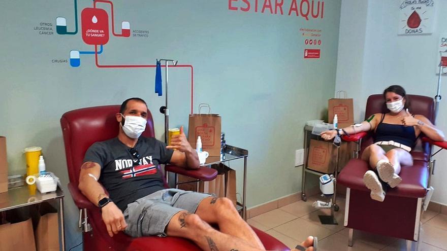 Canarias pide que donen sangre   los supervivientes de Covid-19