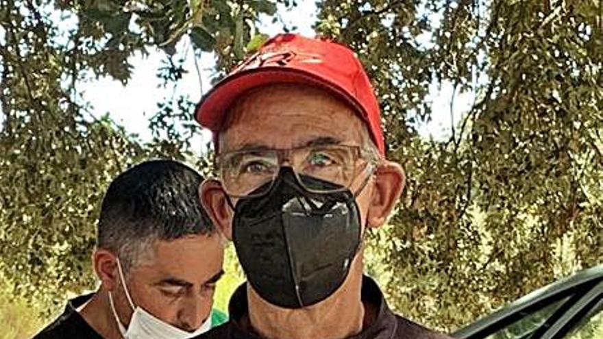 """Simón, mejor cebador del """"Ciudad de Benavente"""""""