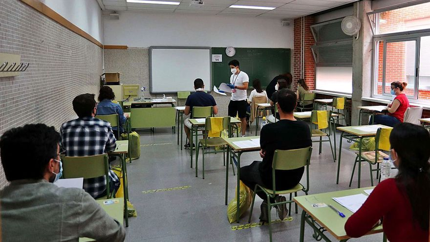 La C. Valenciana está por encima de la media en escolarización