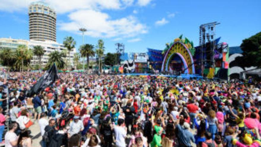 El Carnaval capitalino presenta este sábado a sus 64 candidatos