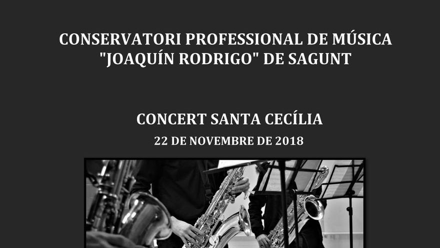 El conservatorio Joaquín Rodrigo convoca audiciones y puertas abiertas