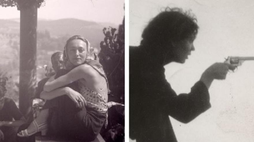 Un été à la Garoupe i Searching for Gerda Taro