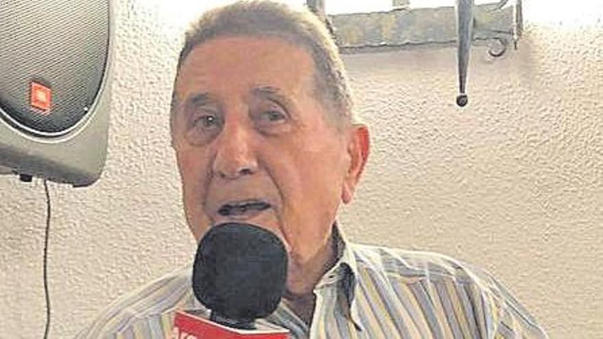 Hasta siempre, Don Antonio