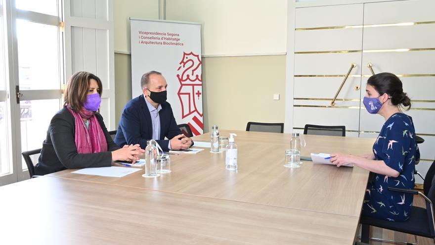 Irene Montero destaca a la Generalitat y a la ciudadanía valenciana como
