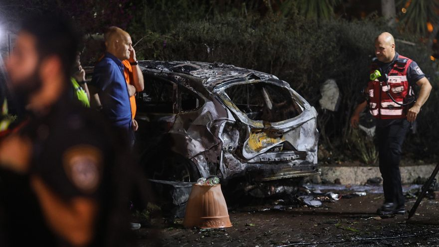 Trump carga contra Biden y le culpa de la escalada de violencia en Israel