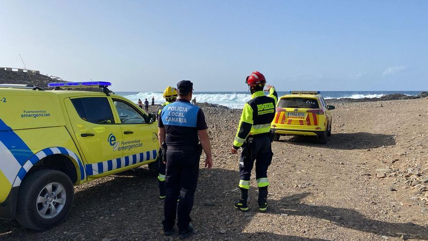 Muere ahogado un turista alemán en la playa de El Valle, en Fuerteventura