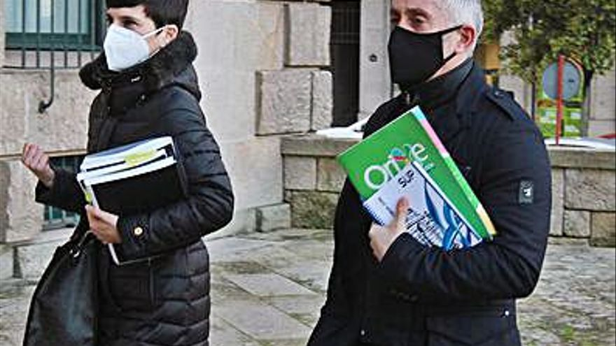 El interrogatorio a Asuntos Internos abre la testifical de la 'Zamburiña'