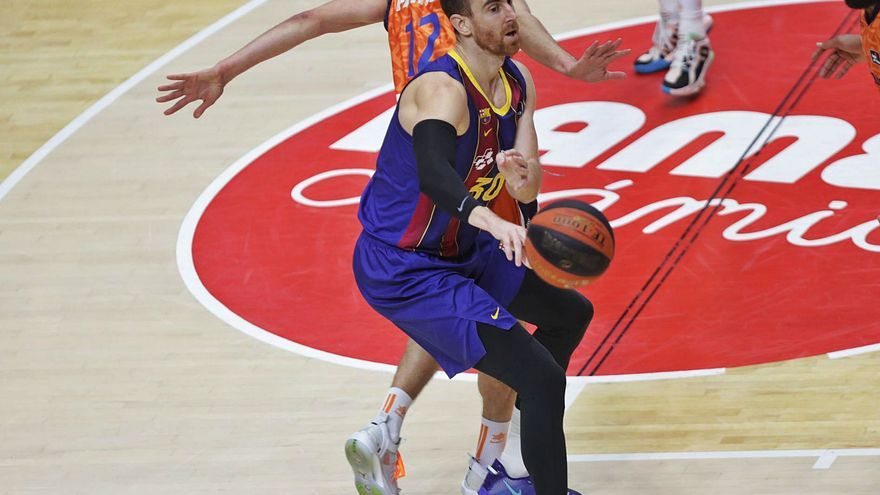 El València Basket anuncia el retorn de Claver amb un contracte de tres anys