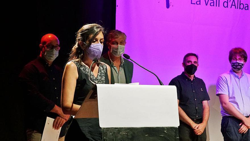 Roig guanya el premi de narrativa eròtica amb un «tancament perimetral» íntim