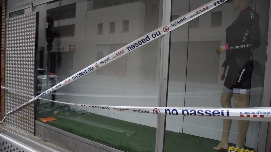Els furts creixen el 23% durant el primer semestre a Manresa