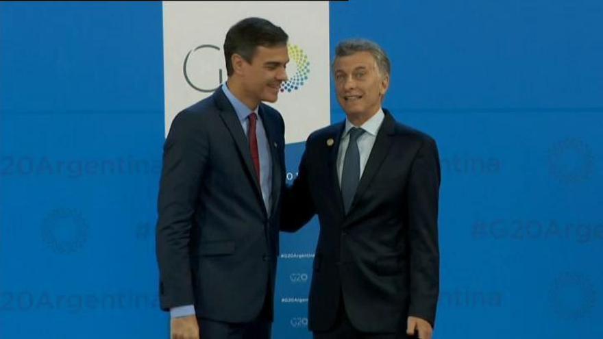Sánchez defiende la vía del multilateralismo en el G20