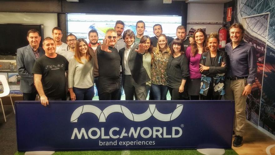 CBRE firma una alianza con MolcaWorld para impulsar soluciones para infraestructuras deportivas