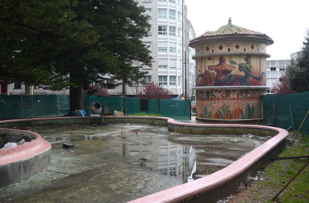 El mural de Las Palmeras como ejemplo