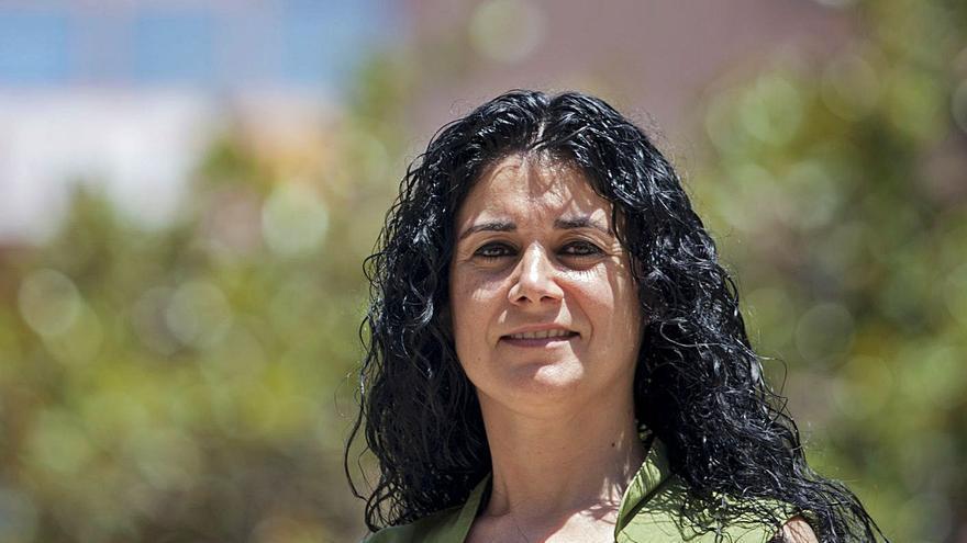Ana García Alcolea : «No puede ser que lo único que ofrezcamos a los jóvenes es que se vayan fuera»