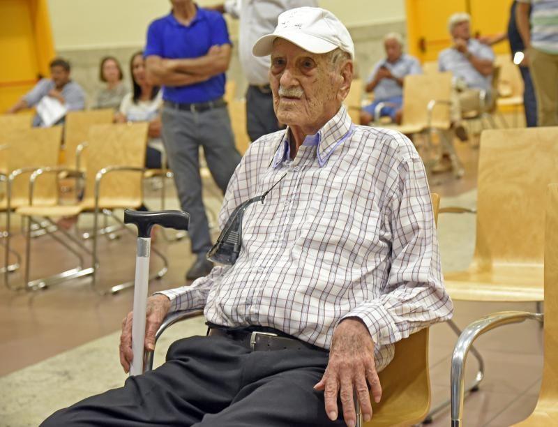 Homenaje a Rafael Hernández Delgado