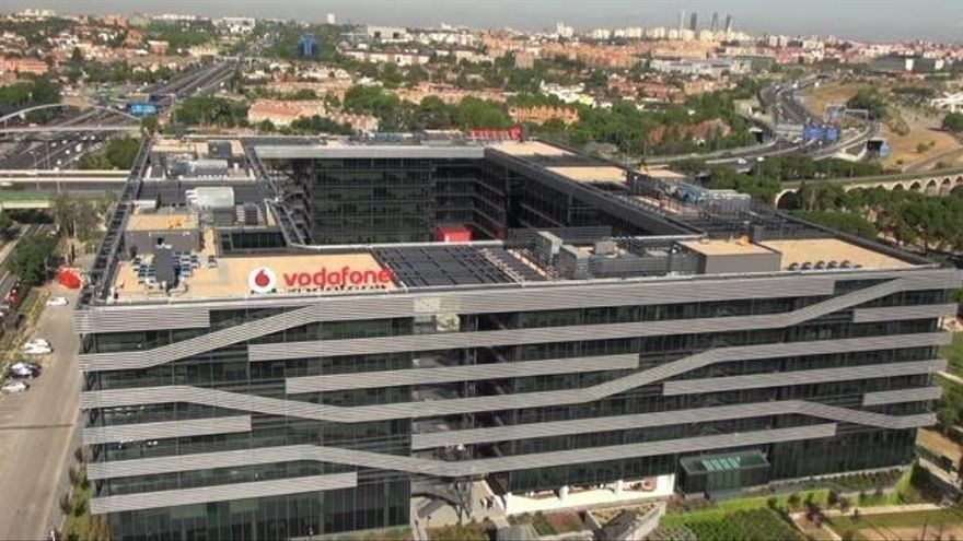 Vodafone anuncia el despido de1.200 empleados en España