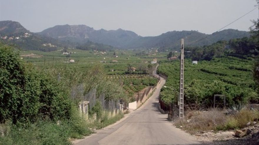 Por los Valles de La Casella y La Murta