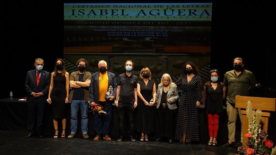 Villa del Río entrega los premios del certamen Isabel Agüera