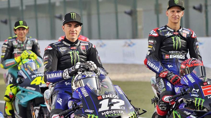 Viñales busca el primer GP de l'any des del tercer lloc al Circuit de Losail