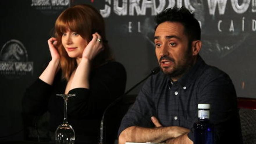 Bayona sobre «Jurassic World: el regne caigut»: «Donarem al públic el que vol, però no el que espera»