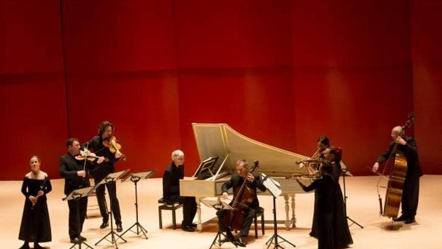 L'Academy of Ancient Music en format reduït