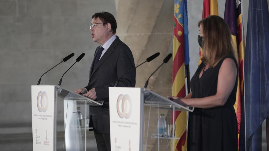 La astrofísica y la 'economía azul', primeros proyectos entre Baleares y la Comunidad Valenciana
